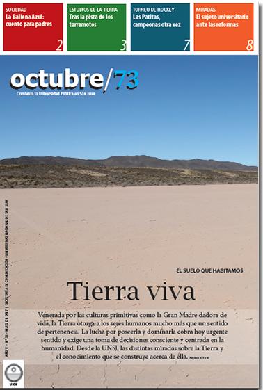 31 edición - Tierra viva