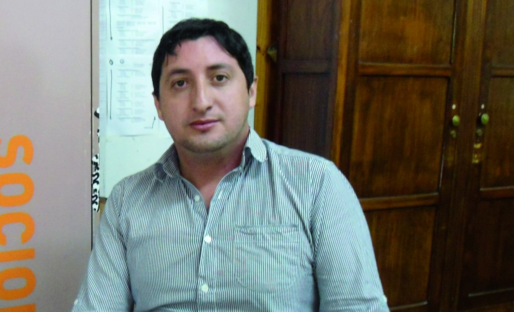 Víctor Algañaraz