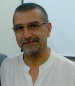 Doctor Héctor Mugas, director del Instituto en Ciencias de la Educación (IDICE) de la FFHA.