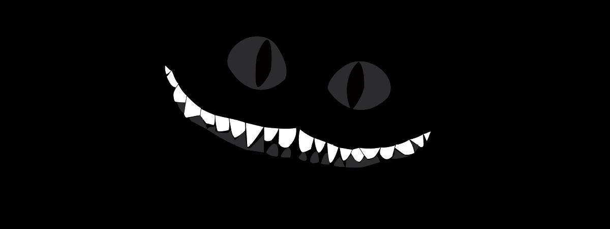 La sonrisa del gato