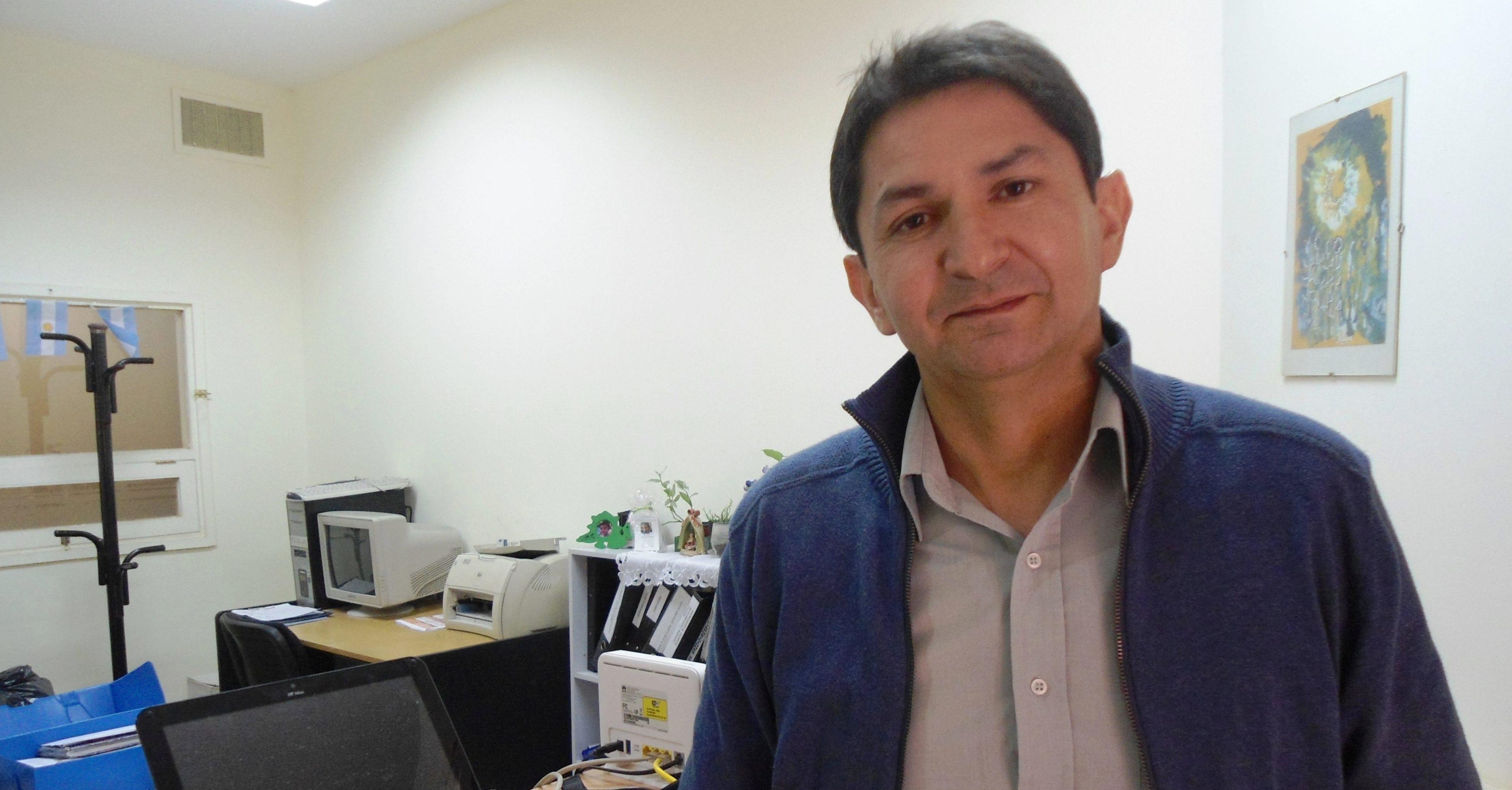 Pedro Zárate, coordinador del Laboratorio de Informática Forense e Informática Jurídica del Instituto de Informática de la FCEFN de la UNSJ.