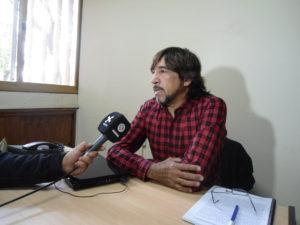 Dr. Aldo Banchig, director del INGEO de la FCEFN