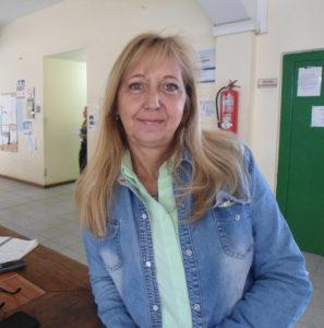 Delfina Femenía, doctora en Matemática y directora del Grupo de Investigación Teoría de Juegos San Juan de la FFHA.