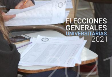 Con la publicación de padrones provisorios, avanza el calendario electoral de la UNSJ